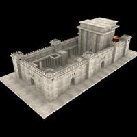 Pelican 1st Century Jerusalem Temple