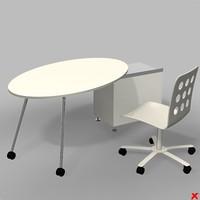 desk writing max