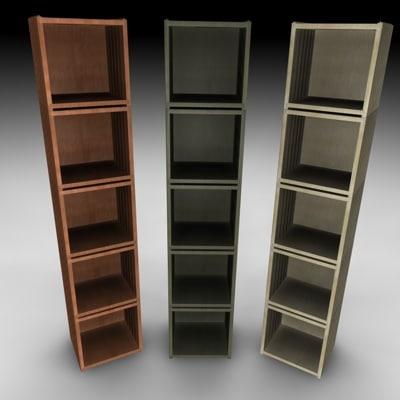 shelf 3ds