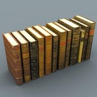maya set books