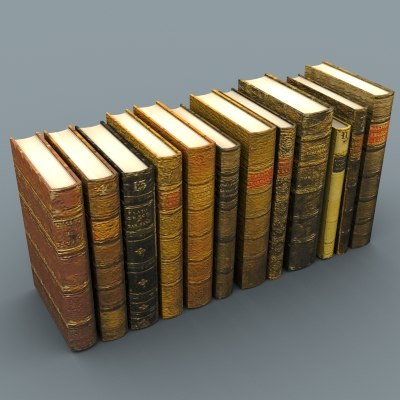 maya set books