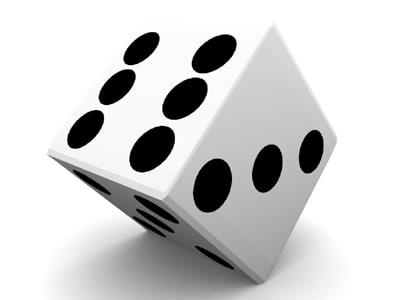 free casino board 3d model