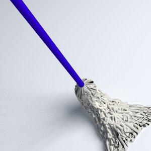 wet cleanup 3d model