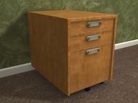 3d model effektiv storage