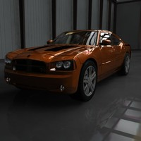3ds dodge charger