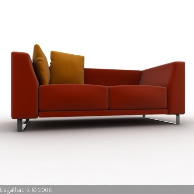 3ds sofa furniture