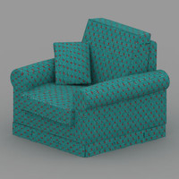 chair 01 model