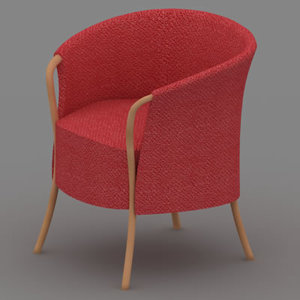 chair 03 3d model