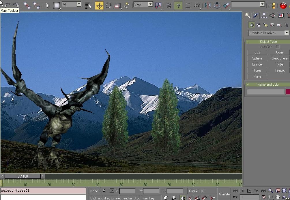 free x model dragon
