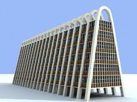 obj unique building 11