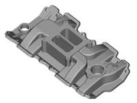 intake carburetor 3d dxf