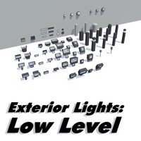 ONsite Exterior Lights - Low