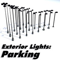 ONsite Exterior Lights - Parking