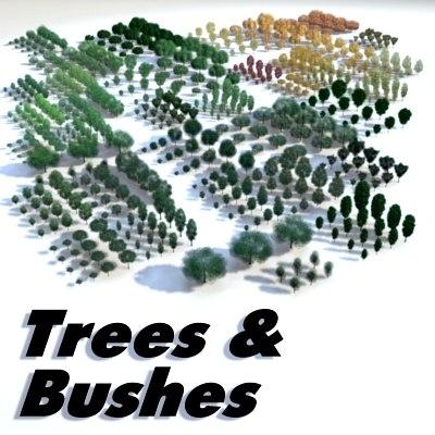 ONsite Trees & Bushes