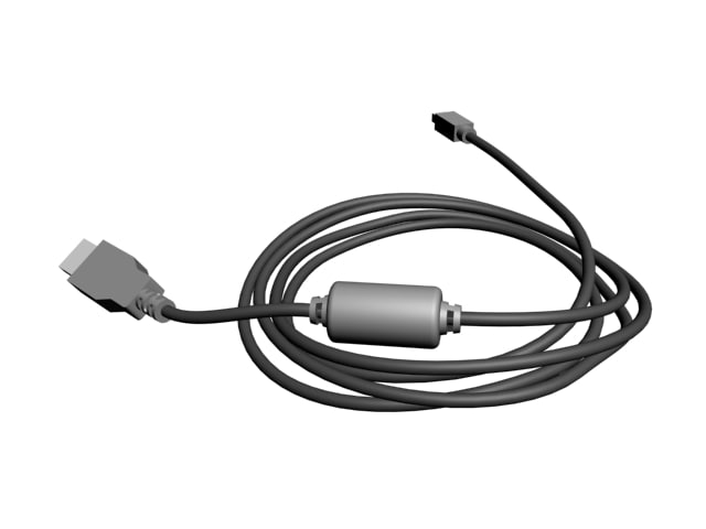 simple cable camera usb 3d model