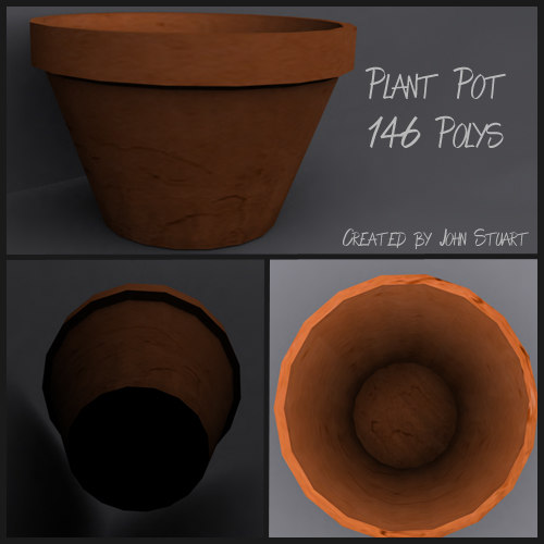 plant pot max