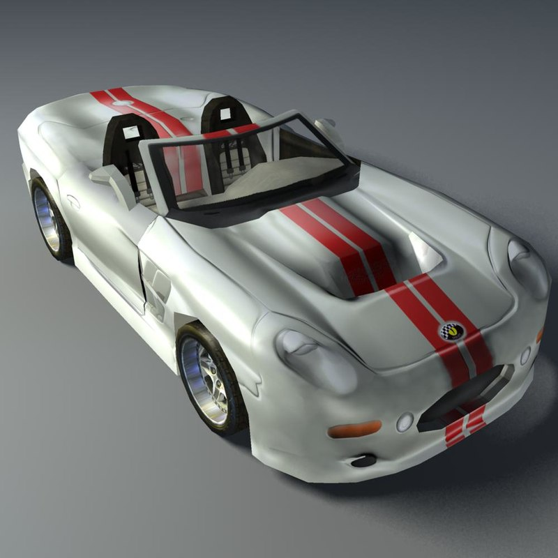 3d shelby series 1