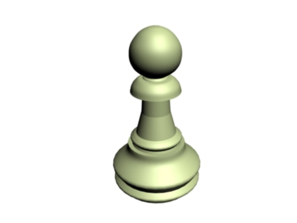 chess pawn 3ds free