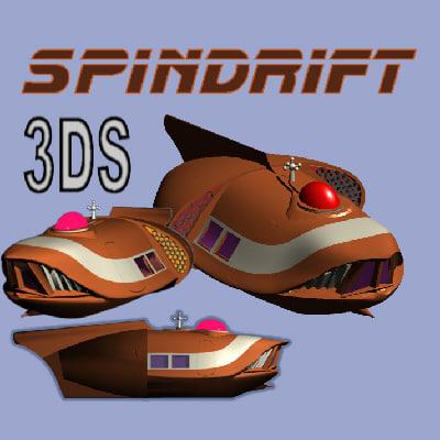 3ds spindrift giants tv