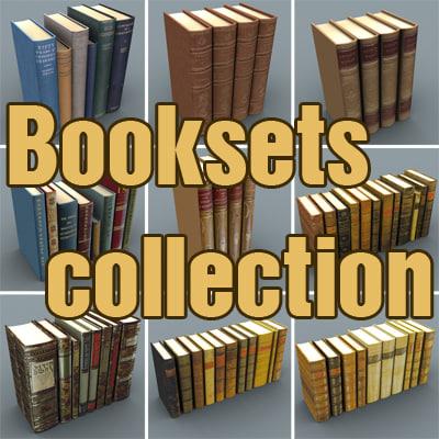 books 3d 3ds