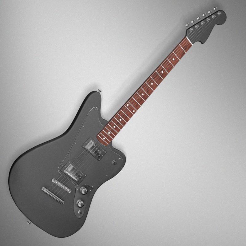 guitar 3ds