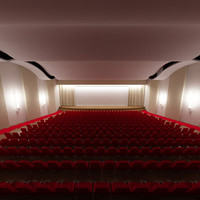 Cinema /Theatre Hall