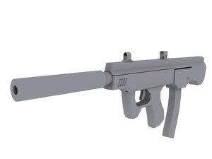 3d js 9mm