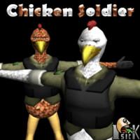 Chicken Soldier