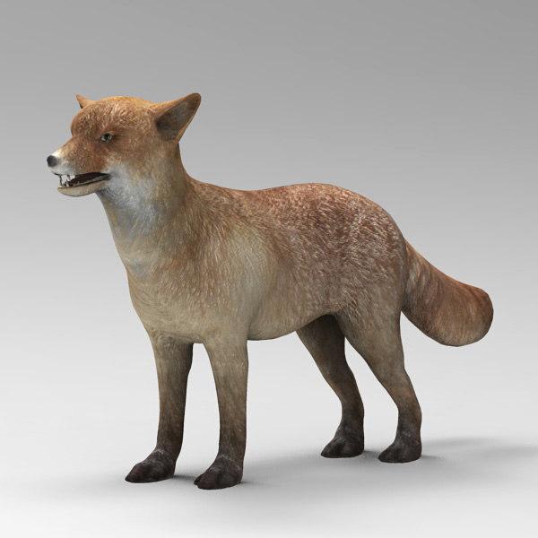 hand fox max