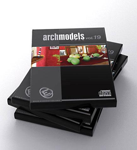archmodels 19 3d model