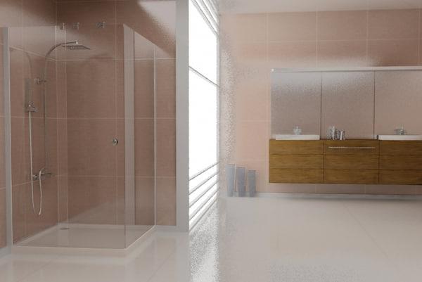 3d 3ds toilet bath