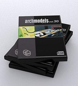 archmodels vol 30 3d model