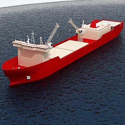 ship arctic supply lwo
