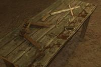 3d model torture devices