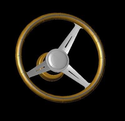 3dsmax classic wheel