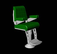 Helmsman Chair.3dm