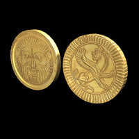 3ds gold coins
