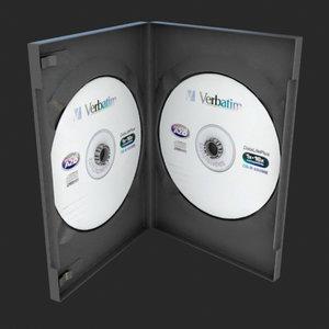 3ds dvdbox cdbox dvd