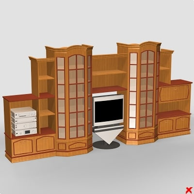 3ds cabinet