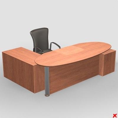 max desk executive
