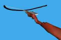 free crossbow 3d model