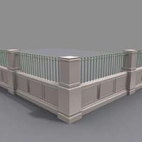 fence 03 model