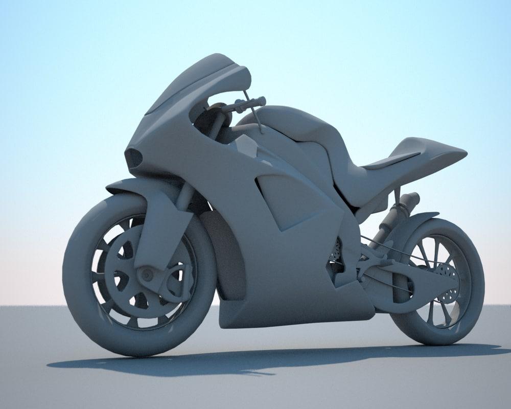 maya sport motorcycle
