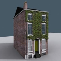 terraced house ivy max