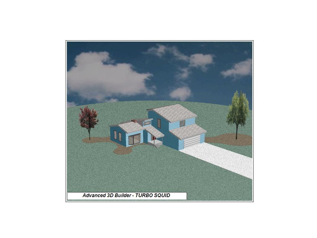 free residential home 3d model