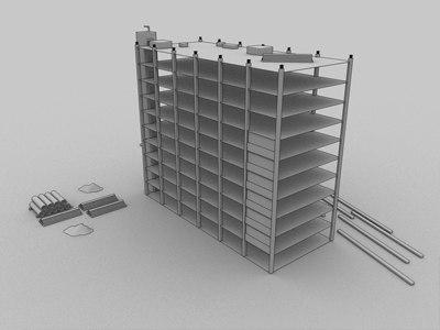 building 3d 3ds