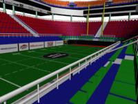 indoor football field.max