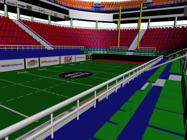 arena indoor football max