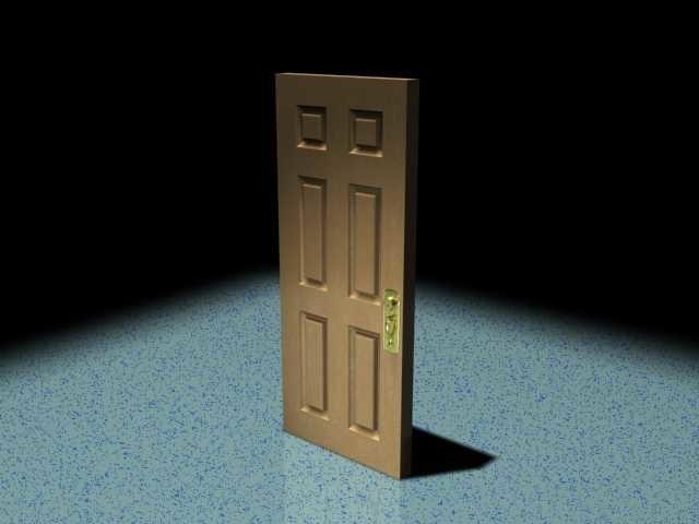 oak door max