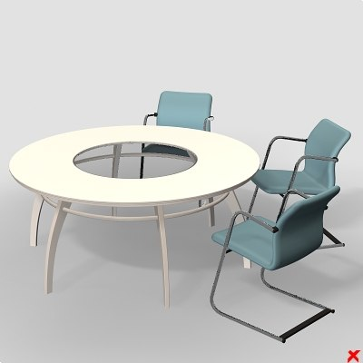 maya tables chair